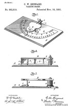 Charles Kennard's Patents - click to launch popup